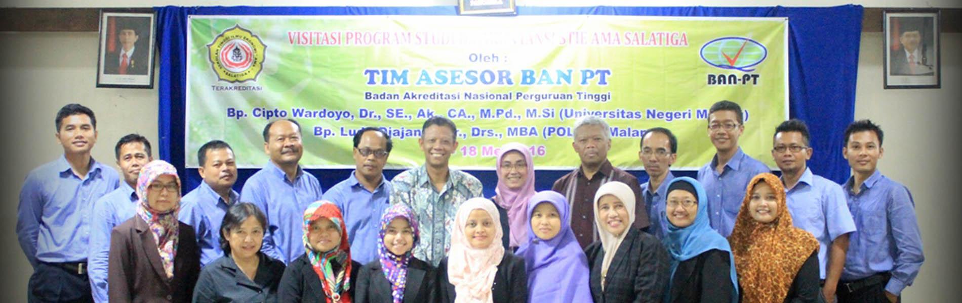 Visitasi oleh Asesor BAN-PT